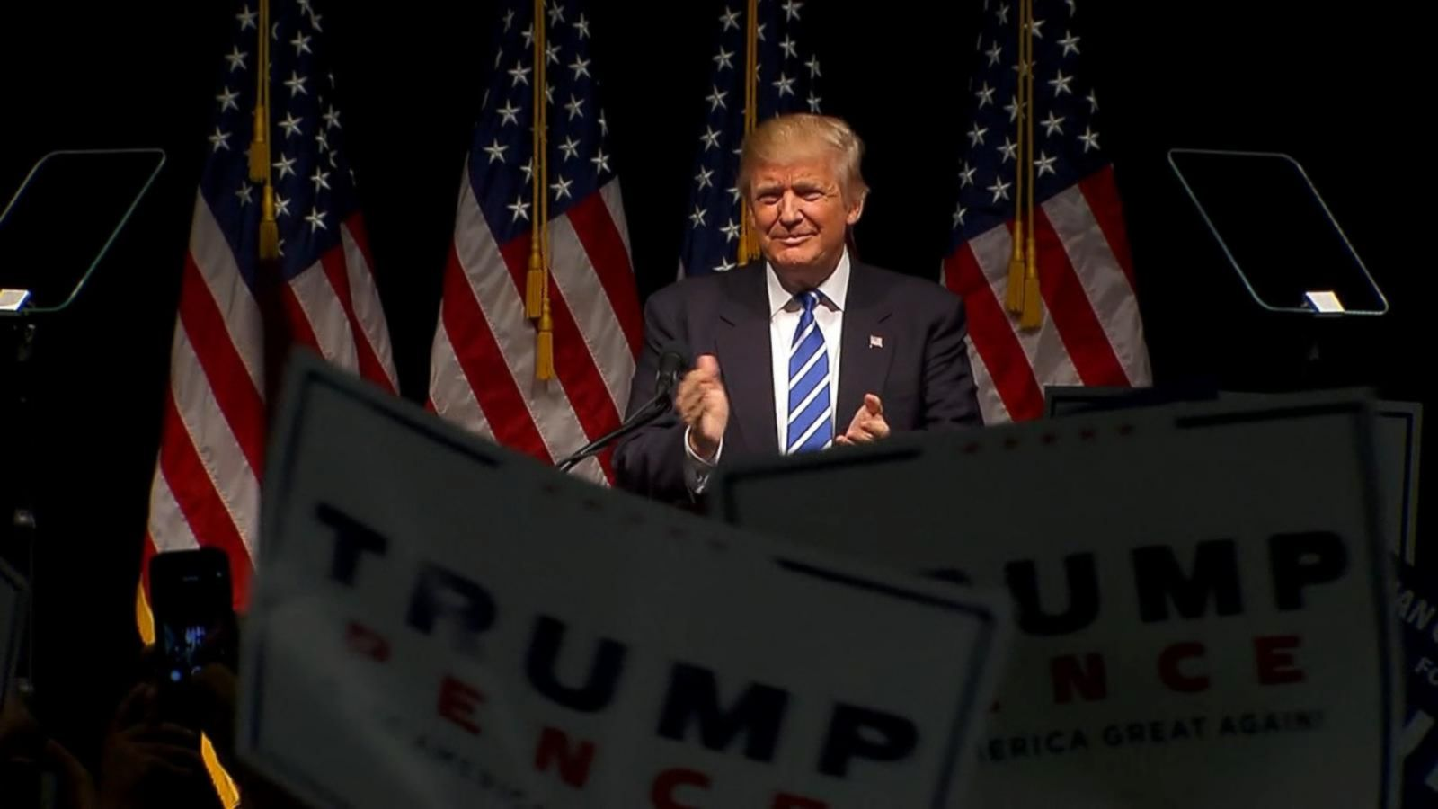 VIDEO: Donald Trump's Campaign Admits Debate Failures