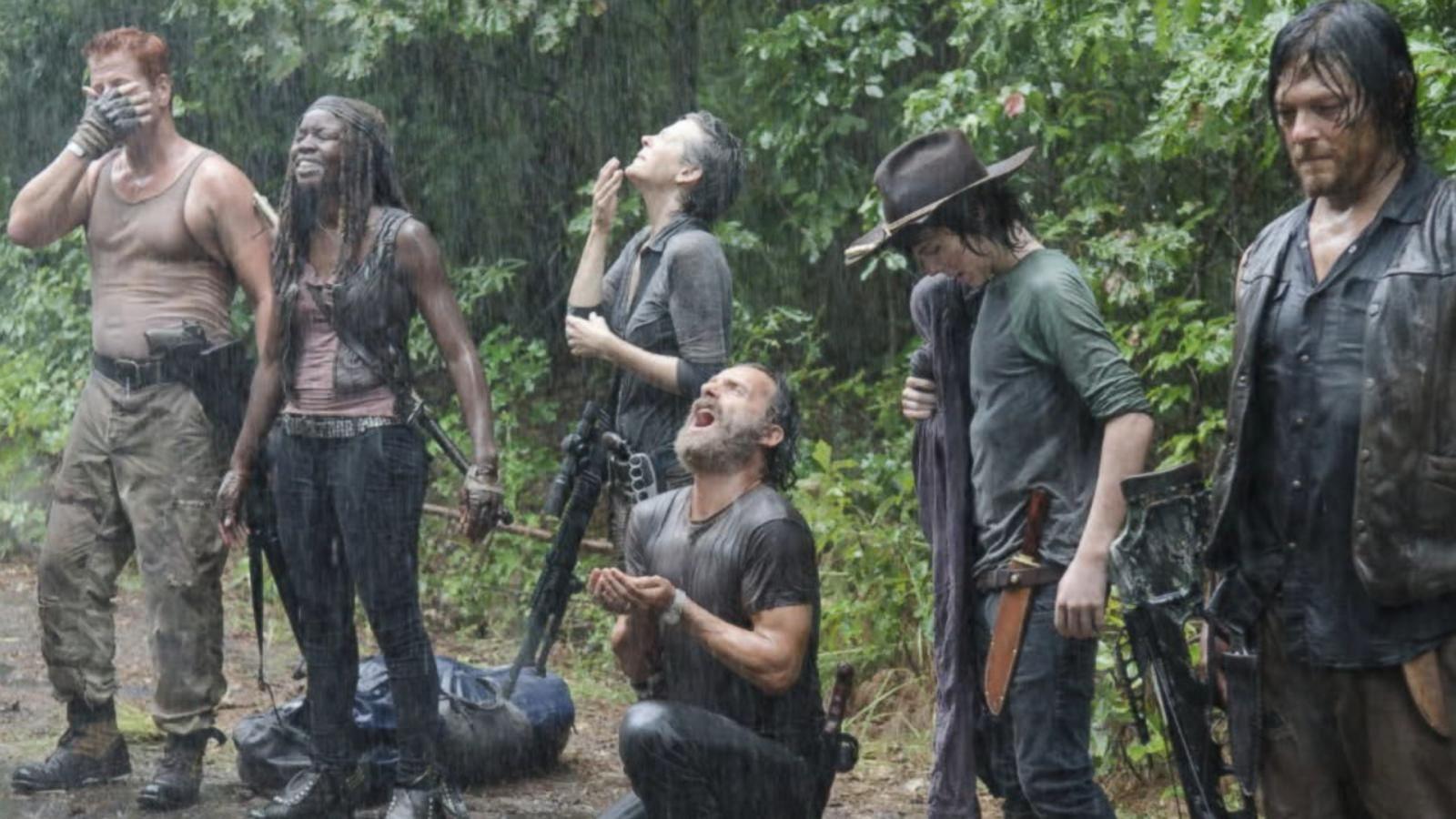 VIDEO: 'Walking Dead' Co-Creator Files $280M Lawsuit Against AMC