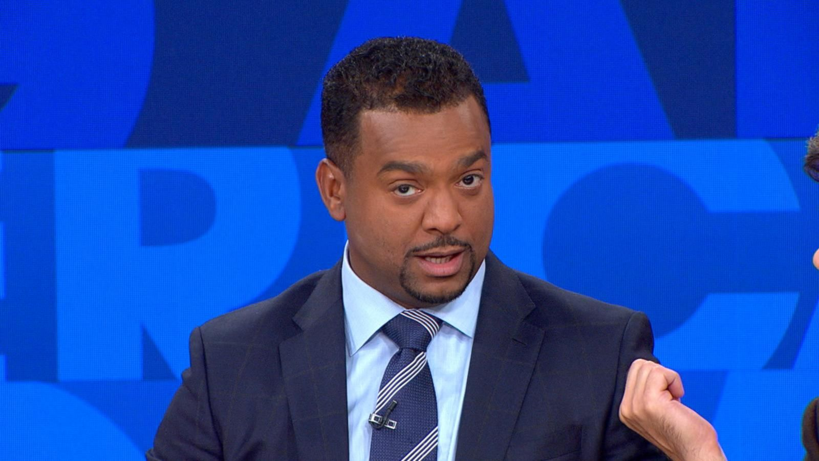 VIDEO: Alfonso Ribeiro Talks Family, 'America's Funniest Home Videos'