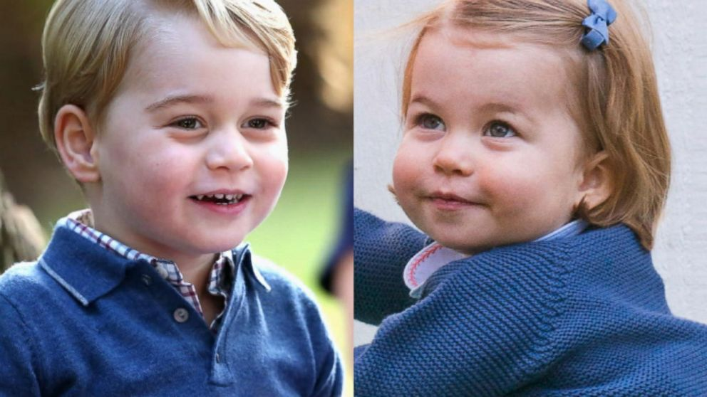 Prince George, Princess Charlotte Make Royal Appearance in Canada ...
