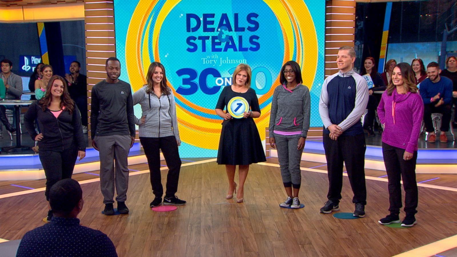 VIDEO: Deals and Steals: 30 Deals on September 30