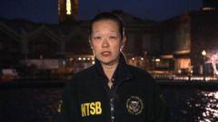 VIDEO: NTSB Vice Chair on NJ Train Crash Investigation