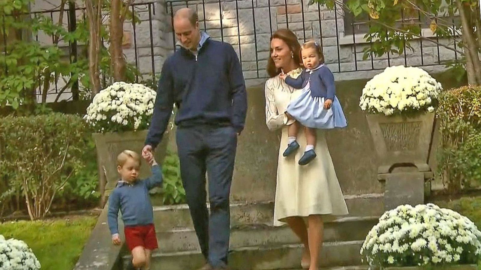 VIDEO: Prince William and Kate Middleton Set to Wrap Up Canada Visit