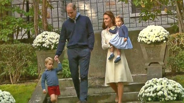 New ESl lesson plans - Prince William and Kate Middleton Set to Wrap Up Canada Visit
