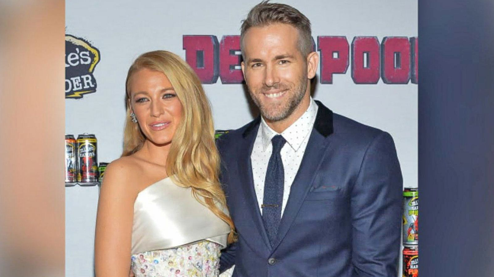 VIDEO: Blake Lively, Ryan Reynolds' 2nd Child is Born