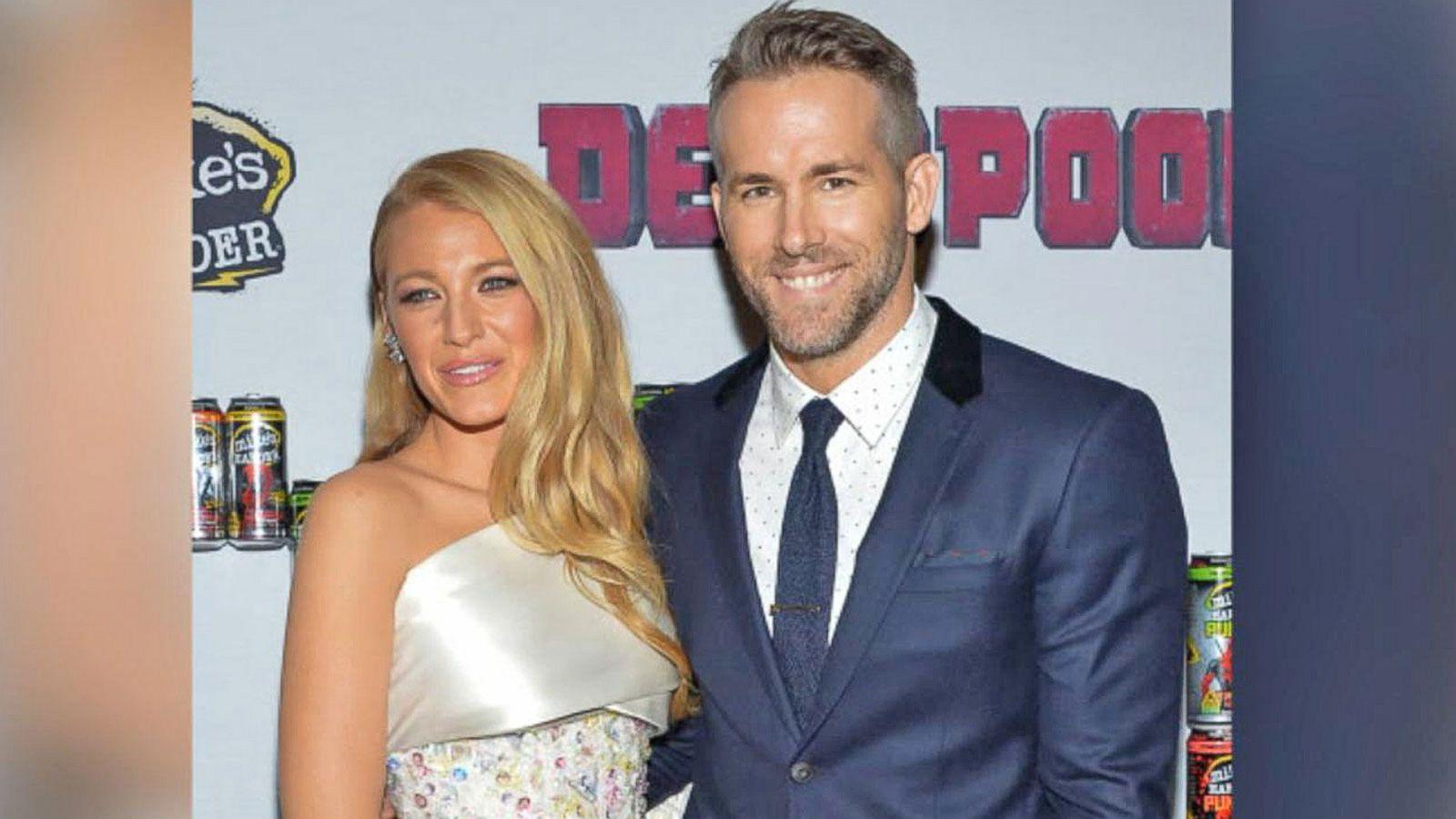 VIDEO: Blake Lively, Ryan Reynolds' 2nd Child is Born