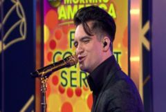 VIDEO: Panic! at the Disco Performs Live on GMA