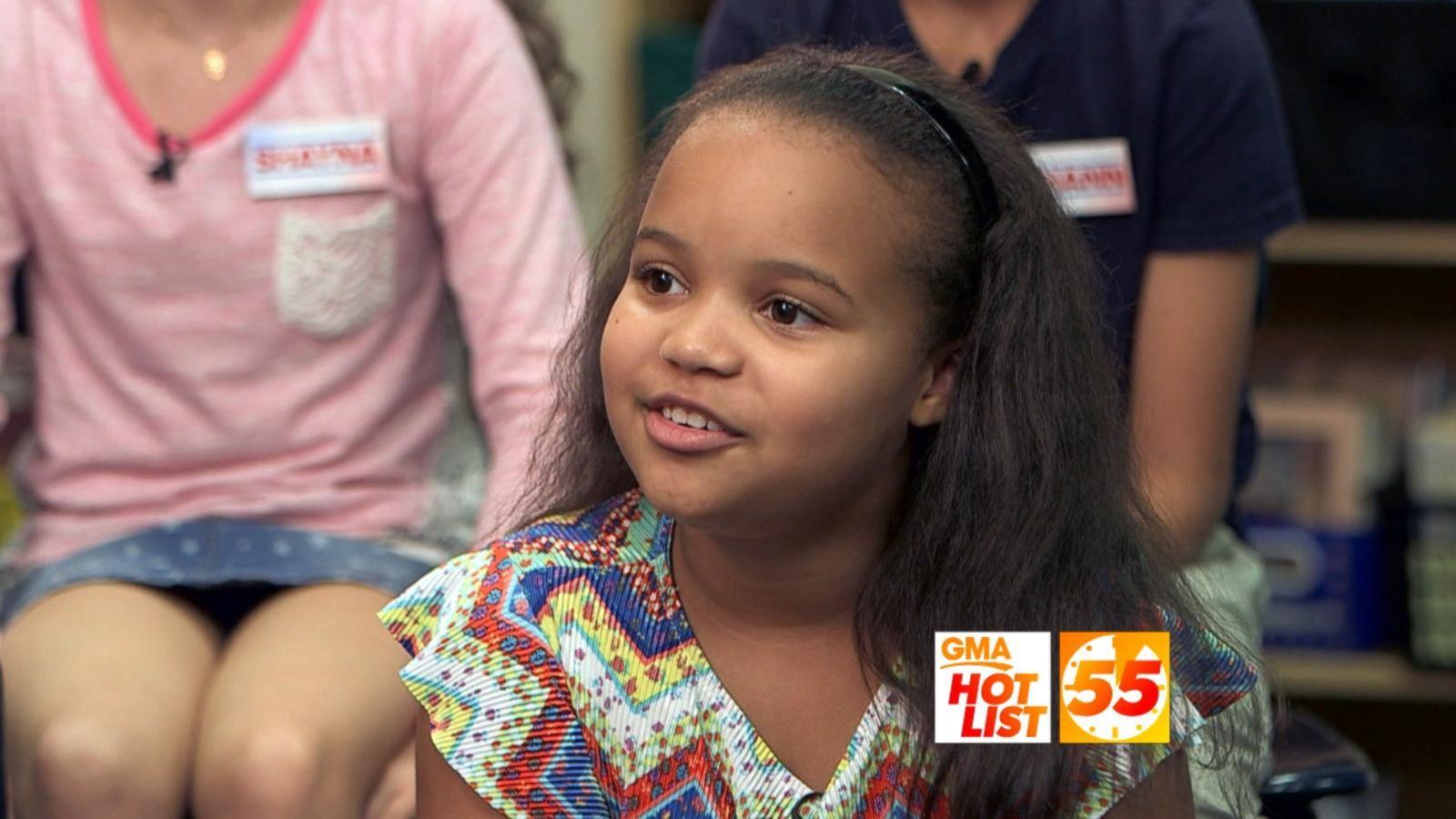 VIDEO: 'GMA' Hot List: Kids Talks Election 2016 and Lady Gaga Live