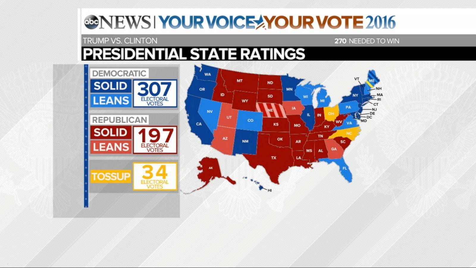 VIDEO: Clinton Campaign Expands Battleground Map