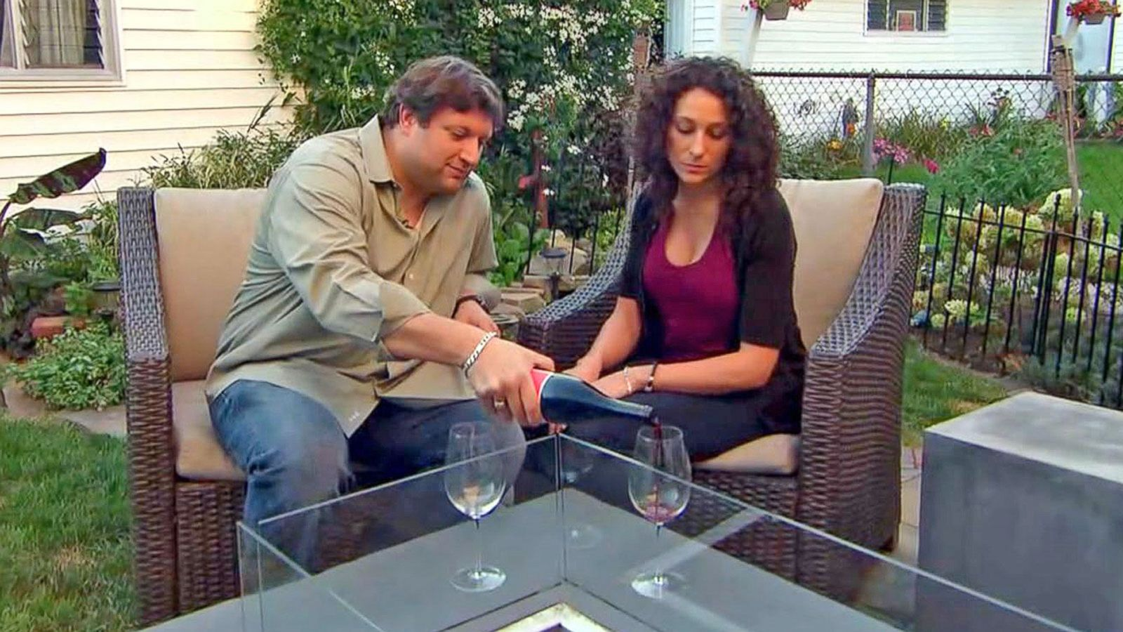 VIDEO: Basement Bar Remodel Causes Couple a Headache