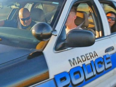 VIDEO: Civilian Ride-Along With Police Turns Into Chase, Shootout