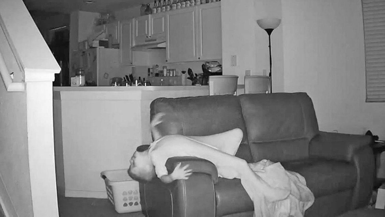 VIDEO: Video Captures Kid's Midnight Fun