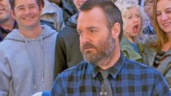 VIDEO: Actor Will Forte Discusses Dating on GMA