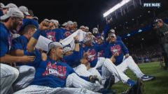 VIDEO: GMA 10/24/16: Chicago Cubs Win 1st Pennant Since 1945, Advance to World Series