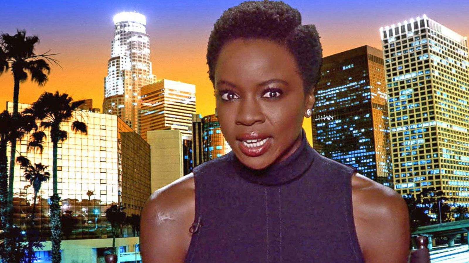 VIDEO: 'The Walking Dead': Danai Gurira Weighs in on Shocking Premiere