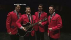 VIDEO: DWTS Mark Ballas Joins Cast of Jersey Boys as Frankie Valli