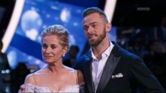 VIDEO: DWTS: The Booted Couple Appears Live on GMA