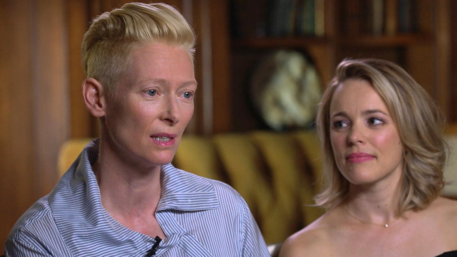 VIDEO: Tilda Swinton and Rachel McAdams Talk 'Dr. Strange'