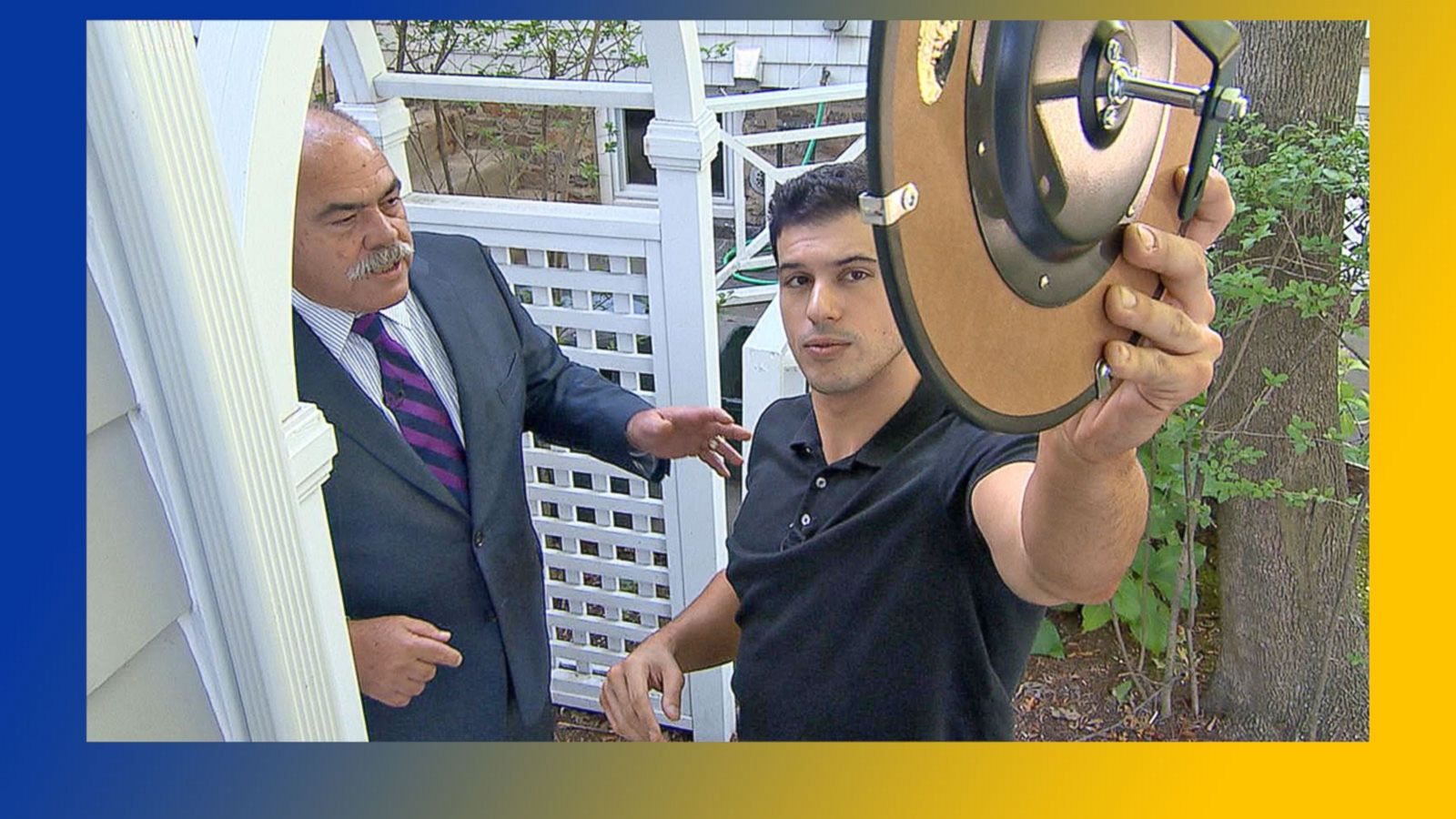 VIDEO: How to Protect Your Family From a Home Intruder