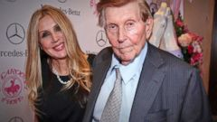 VIDEO: Sumner Redstone Sues 2 Former Girlfriends