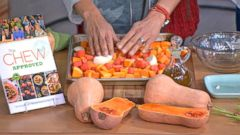 VIDEO: The Chew: Co-Hosts Dish on New Cookbook on GMA