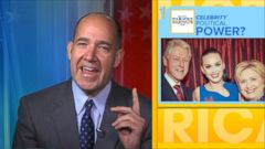 VIDEO: Hollywood A-Listers Hit the Campaign Trail
