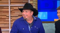 VIDEO: Garth Brooks Visits GMA