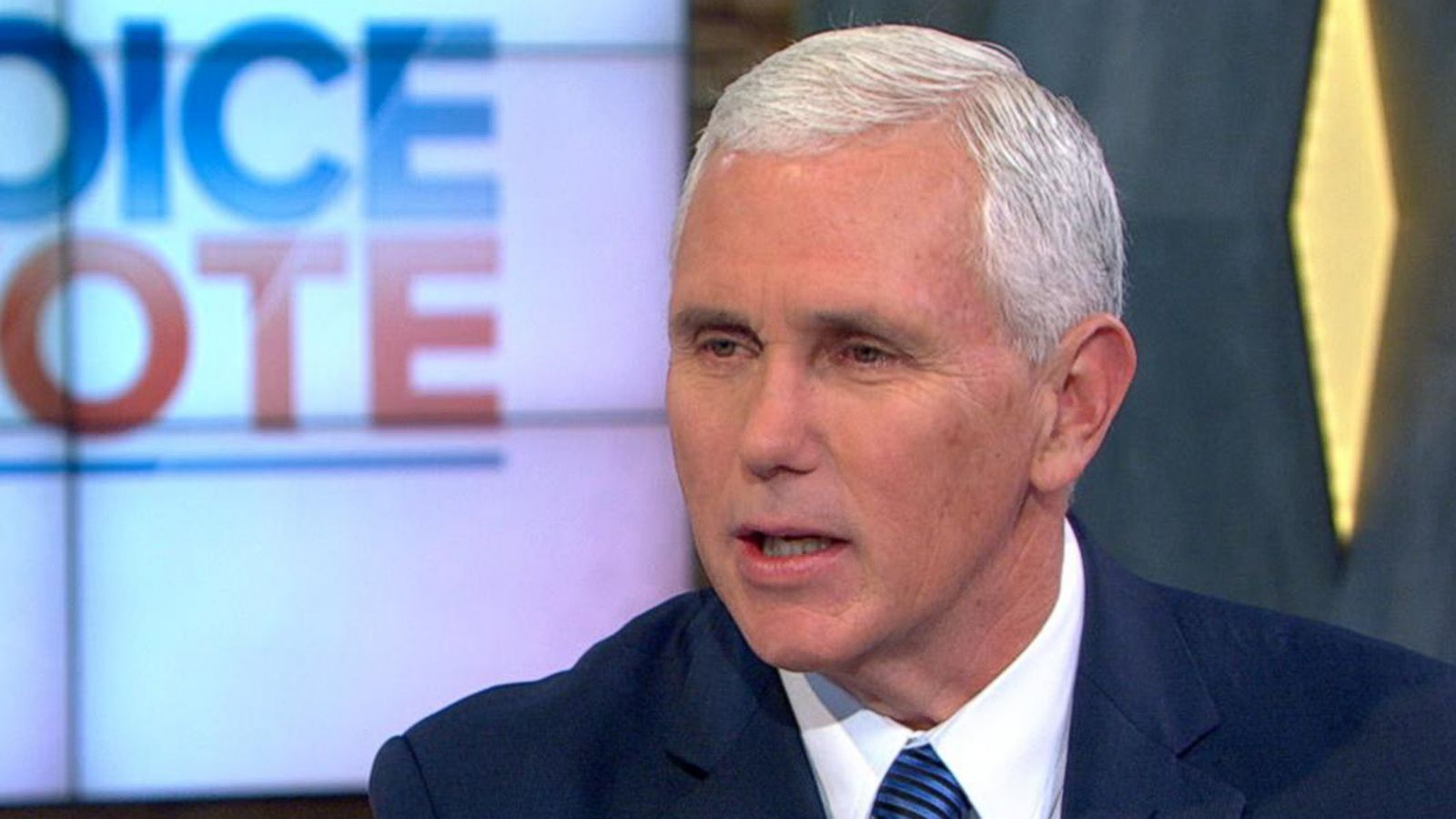 VIDEO: 'GMA' Host List: Mike Pence Describes Plane Scare at LaGuardia