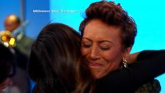 VIDEO: Robin Roberts Surprised by Her Former Nurses on Harry