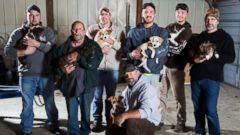 VIDEO: Group of Men Rescue 8 Stray Dogs on Bachelor Party Trip