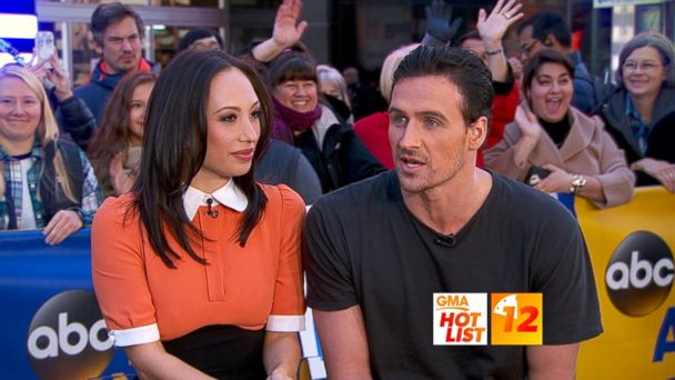 VIDEO: 'GMA' Hot List: Ryan Lochte Opens Up About 'DWTS' Experience