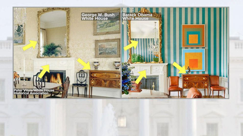 Decorating The White House What Trumps Can And Cant Do