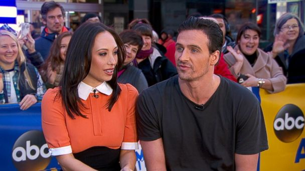 VIDEO: 'DWTS': The Booted Couple Appears on 'GMA'