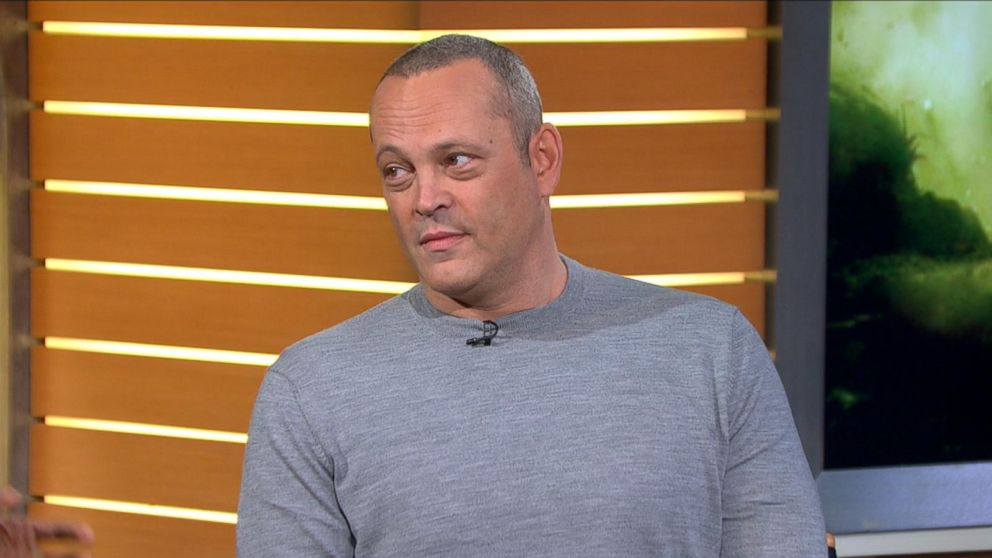 VIDEO: Vince Vaughn Talks Hacksaw Ridge on GMA