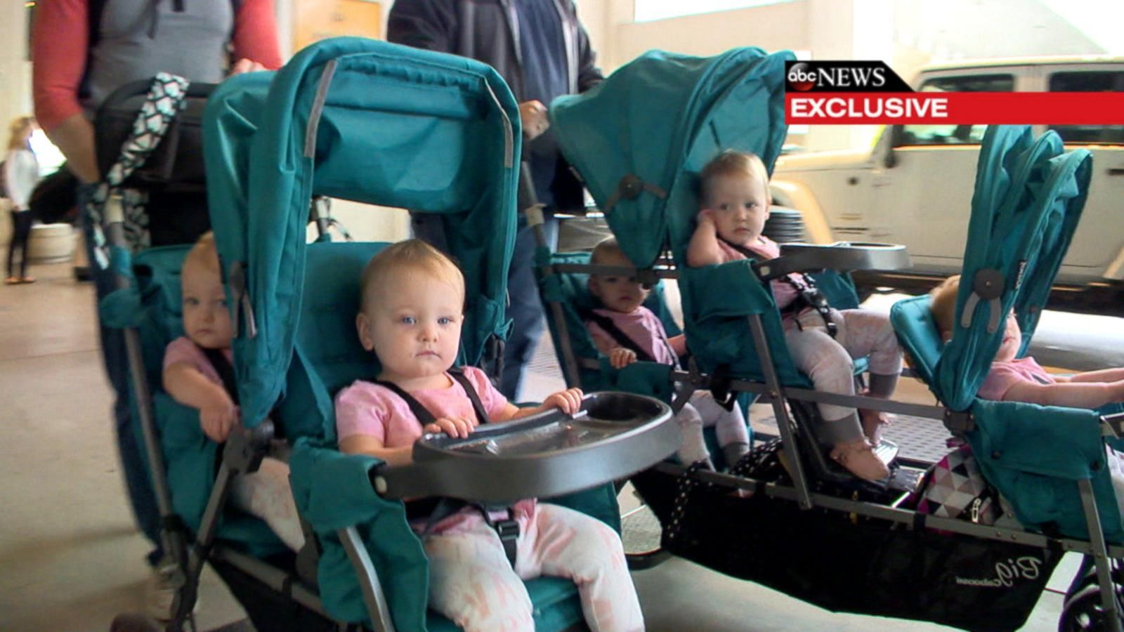 39 Outdaughtered 39 First All Girl Quintuplets Head Into
