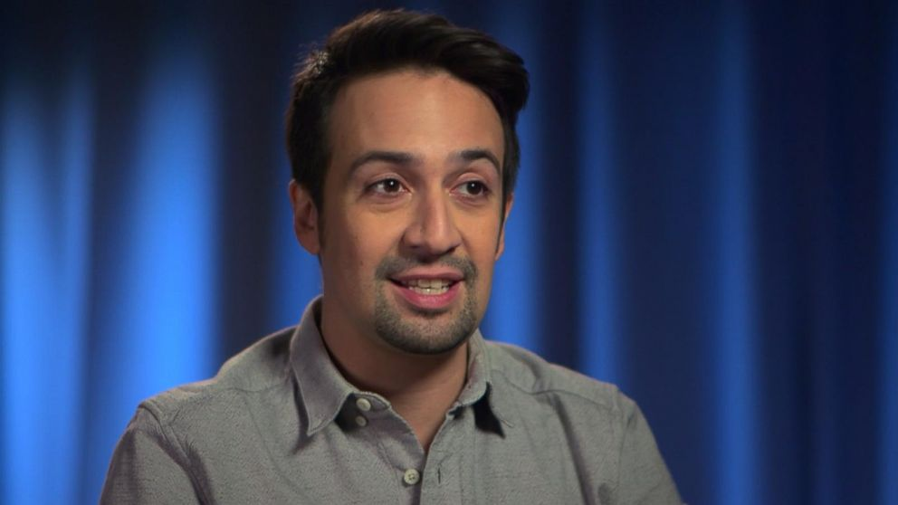 Lin-Manuel Miranda Wrote Songs for 'Moana' With His Son at His Side