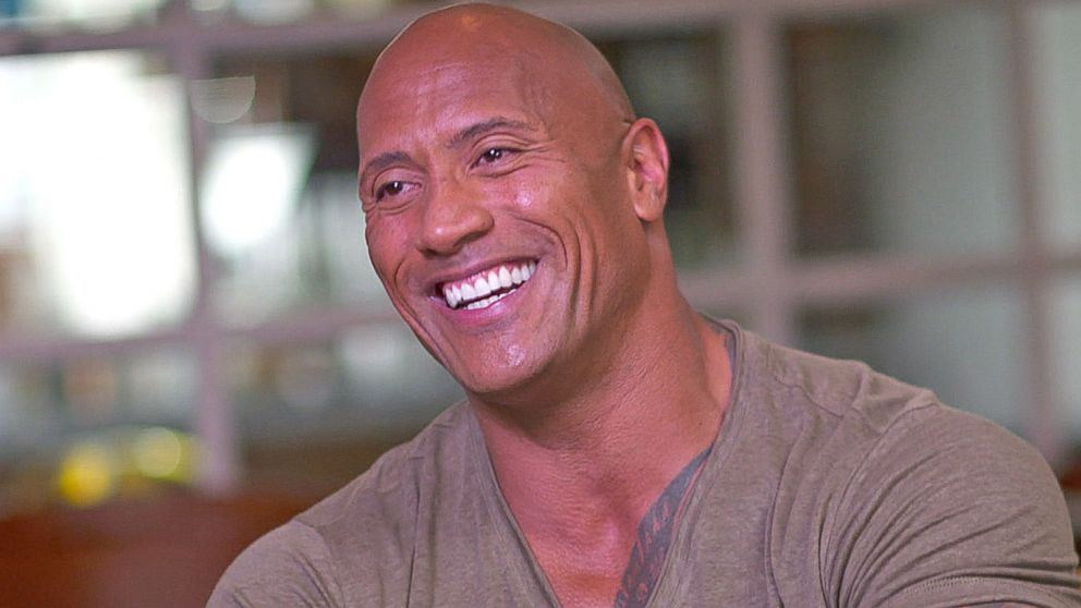 Dwayne 'The Rock' Johnson Shed 'Manly Tears' During 'Moana'