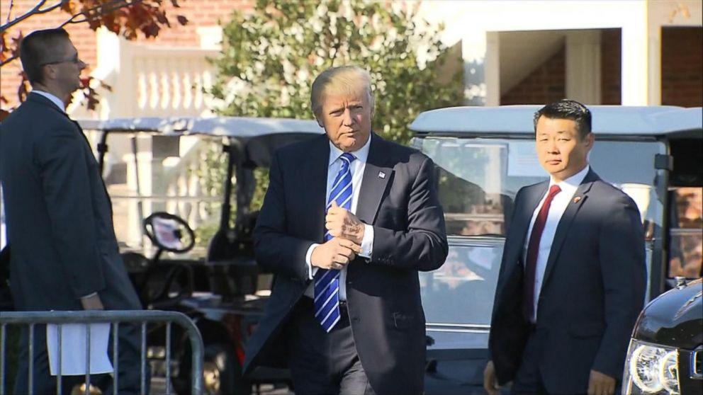 VIDEO: Donald Trump, Mike Pence Embark on Thank You Tour