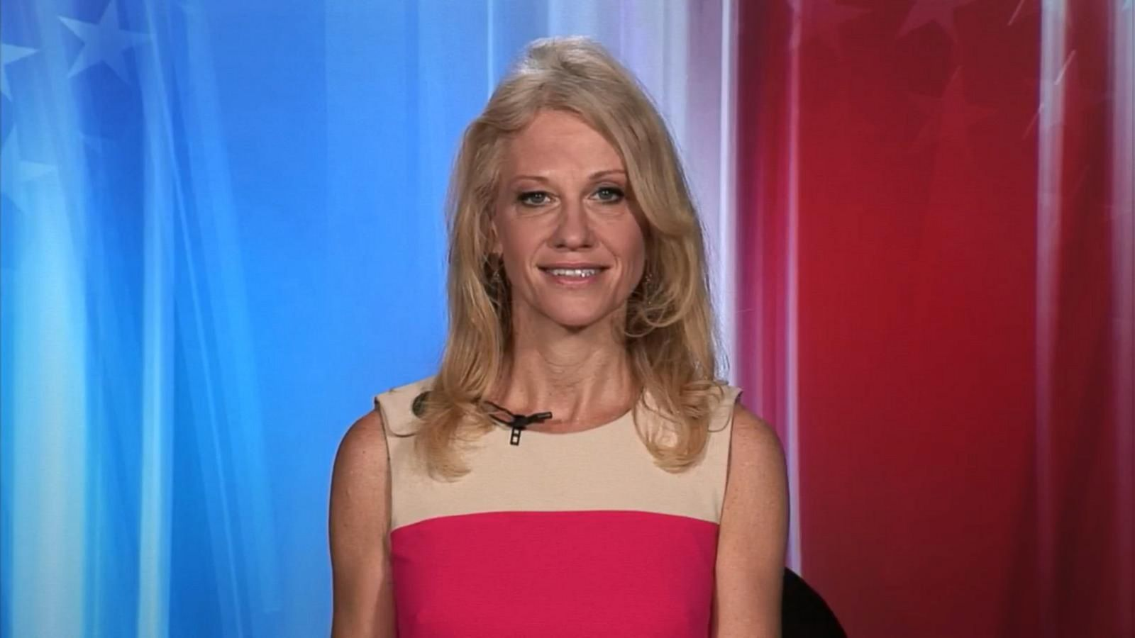 VIDEO: Kellyanne Conway on Clash With Clinton Aides