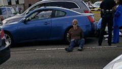 VIDEO: Former NFL Player Shot in Road Rage Incident