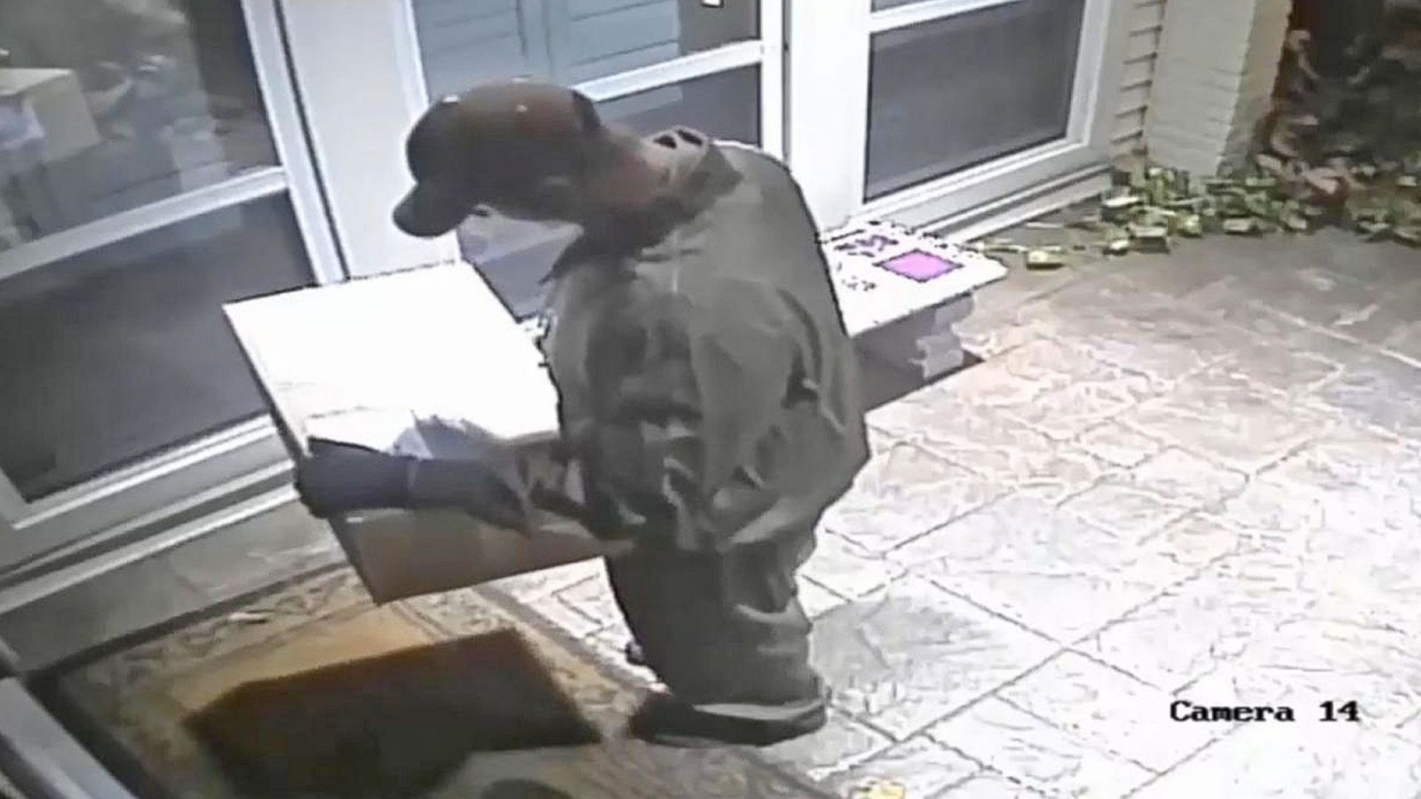 VIDEO: Armed Thieves Pose as UPS Delivery Man to Force Their Way Into Home
