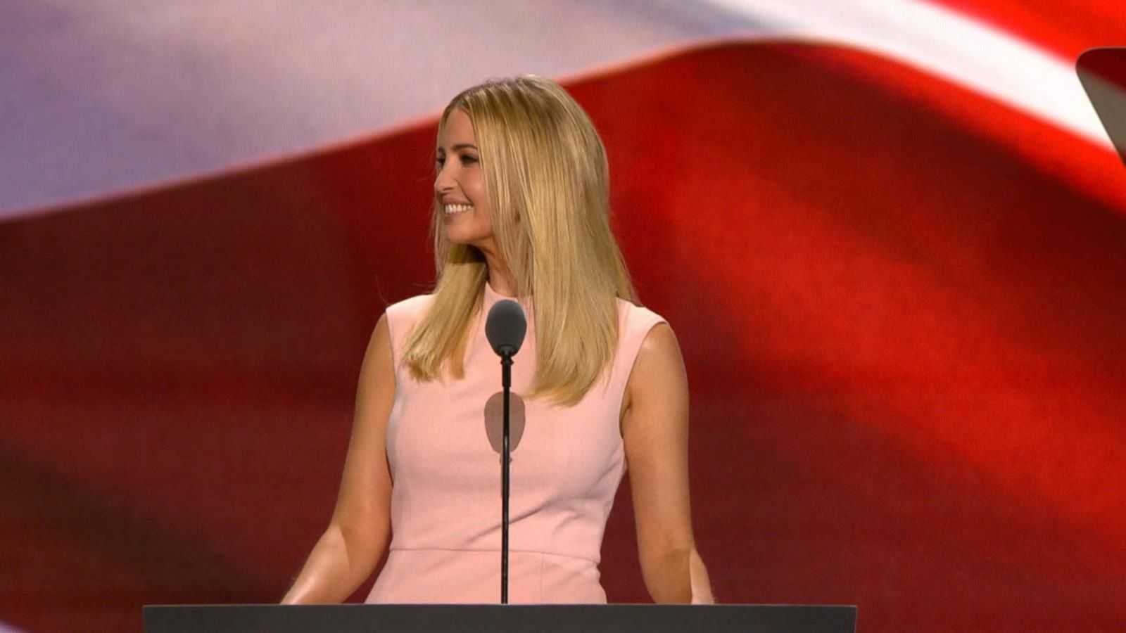 VIDEO: Ivanka Trump Could Be Most Powerful First Daughter in US History