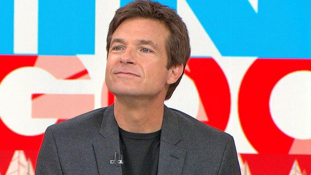Jason Bateman Talks Office Christmas Party Etiquette Live on 'GMA ...