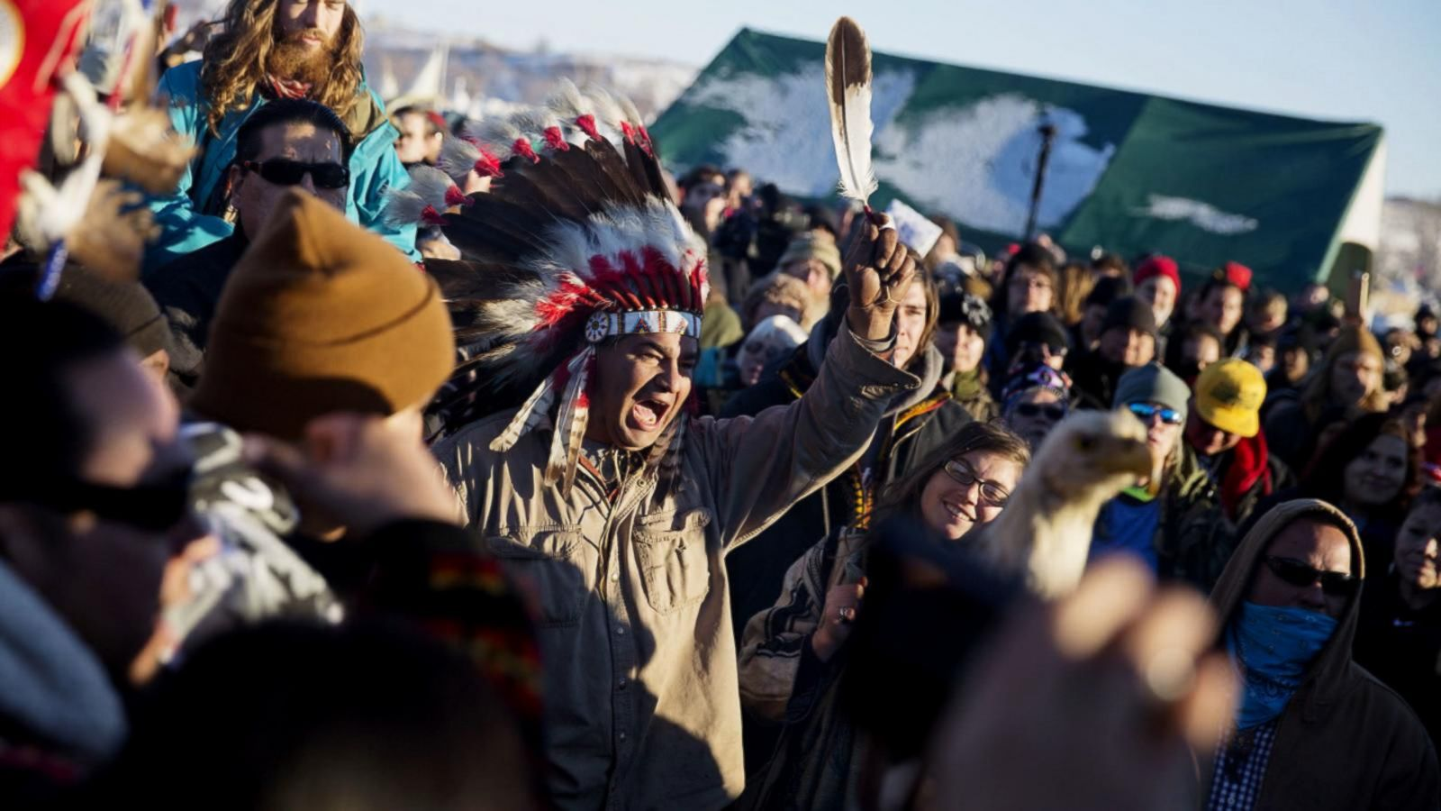 VIDEO: Army Corps Denies Easement for Dakota Access Pipeline