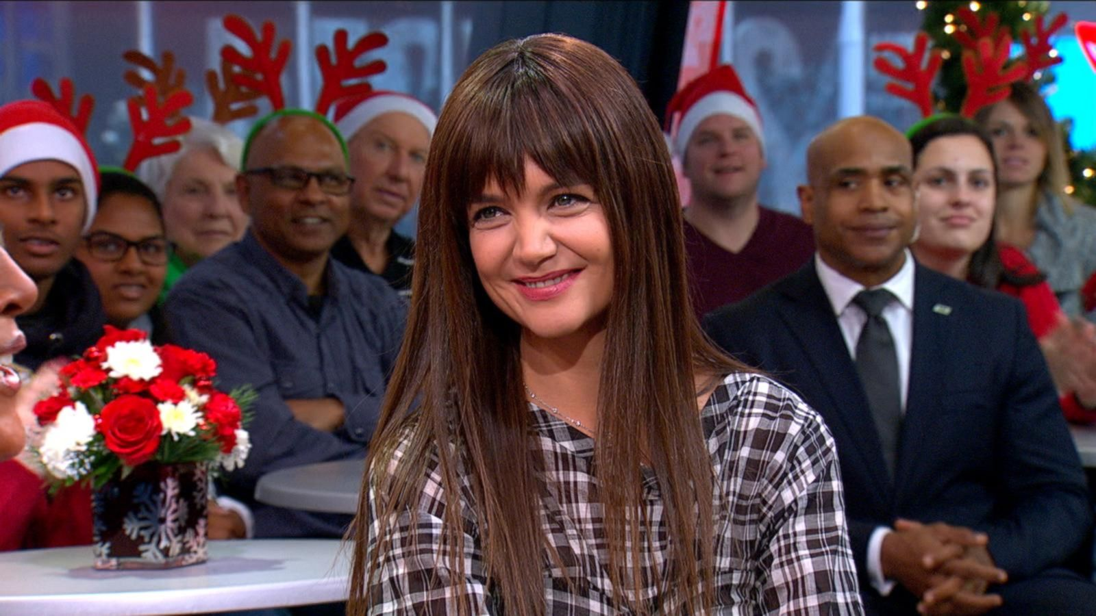 VIDEO: Katie Holmes Talks Her Directorial Debut