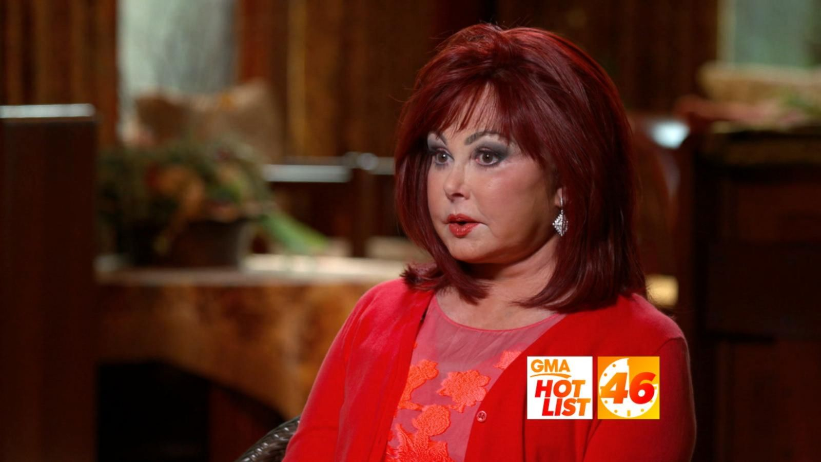 VIDEO: 'GMA' Hot List: Naomi Judd Reveals Battle With 'Extreme' Depression