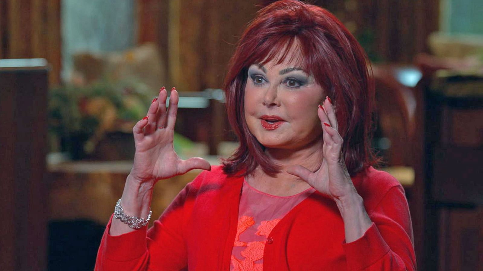 VIDEO: Naomi Judd Opens Up About Battle With 'Life-Threatening' Depression