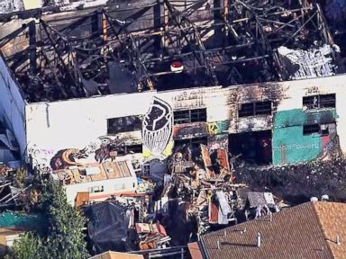 WATCH:  Latest Details on Causes of Oakland Warehouse Fire