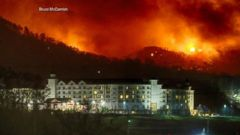 VIDEO: 2 Juveniles Accused of Starting Deadly Tennessee Fires
