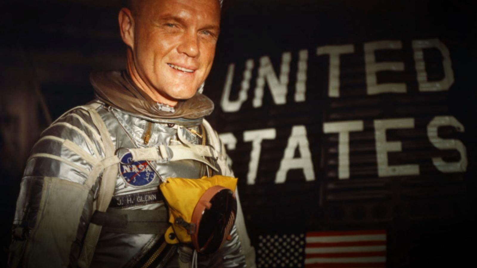 VIDEO: John Glenn Dead at 95